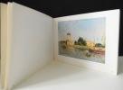 42 ŒUVRES DU PEINTRE A. CASILE. 1848-1909. Ouvrage publié à l'occasion de la première exposition rétrospective du peintre Alfred Casile à la Galerie ...