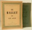 LE BALLET AU XIXe SIECLE.. [DANSE] REVUE MUSICALE (LA)