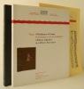 BIBLIOTHEQUE LITTERAIRE ROBERT MOUREAU ET MICHELINE DE BELLEFROID. Catalogues des ventes par  Pierre Bergé et Associés  les 3- 4 décembre 2003 et 9 - ...