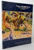 VENTE CHLOMOVITCH provenance Ambroise Vollard. Catalogue de la vente les 19-20 mars 1981 par Lenormand/Dayen de la collection constituée par Erich ...