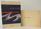 JEAN-JACQUES MORVAN. Livres illustrés et manuscrits 1957-2000. Joli catalogue de la Librairie P.-A. Yvinec qui présente avec chaleur un ensemble de ...
