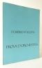 PROVA D'ORCHESTRA. Dossier de presse établi pour la distribution en France par Gaumont du film de Fellini.. [CINEMA]  FELLINI (Federico)