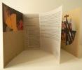 TELEMAQUE (Hervé). Catalogue de l'exposition organisée par la Galerie Jacqueline Moussion en avril 1991. . [BEAUX-ARTS]  TELEMAQUE (Hervé)