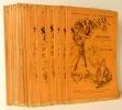 LA BATTE. Collection complète. 16 numéros.. [REVUE]