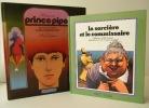 HISTOIRE DU PRINCE PIPO, DE PIPO LE CHEVAL ET DE LA PRINCESSE POPI.LA SORCIERE ET LE COMMISSAIRE.. GRIPARI (Pierre)