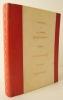 A L'APPEL DE LA LIBERTE – LE CAHIER NOIR – ANGLETERRE.. [RESISTANCE] HAINAUT (Georges Adam) - FOREZ (François Mauriac) – ARGONNE (Jacques ...