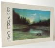 ROLAND CAT. Catalogue de l'exposition présentée du 2 mars au 16 avril 1983 par la Galerie Isy Brachot. . [BEAUX-ARTS] ROLAND CAT.