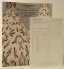 PORCELAINE DE SEVRES DU XXe SIECLE.  Catalogue de la vente 26 Avril 1992 par Sotheby's Monaco d'une collection de 75 pièces de porcelaine exécutées au ...