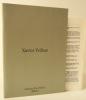 XAVIER VEILHAN. Un peu de biologie. Catalogue de la première exposition personnelle de l'artiste à la Galleria Fac-Simile en avril 1990.. VEILHAN ...
