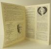 HOMMAGE A RAY BRET-KOCH (1902-1996). Catalogue d'une exposition organisée par la Librairie Nicaise en 1998.. [BRET-KOCH]