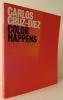 COLORS HAPPENS. Catalogue en anglais de l'exposition présentée en 2009 au Museu d'Art Espanyol Contemporani de Palma et au Museo de Arte Abstracto ...