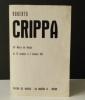 ROBERTO CRIPPA. . [BEAUX-ARTS]