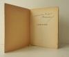 HORIZONS avec 35 bois gravés par Albert GAUTHIER et une préface de Louis GUILLAUME..    MAUBLANC (Jean-Daniel).