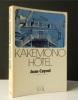 KAKEMONO HOTEL..  CAYROL (Jean)