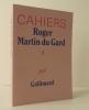 CAHIERS ROGER MARTIN DU GARD n° 2..    [MARTIN DU GARD]