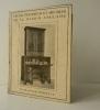 DECOR INTERIEUR ET MEUBLES DE LA MAISON ANGLAISE. 1660-1800..    [ARTS DECORATIFS]  Mac IVER PERCIVAL.