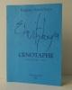 CENOTAPHE. Poèmes inédits - 1973.. SAVITZKAYA (Eugène)