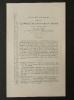 LISTE DES OUVRAGES PUBLIES PAR LA SOCIETE DE L'HISTOIRE DE FRANCE DEPUIS SA CREATION EN 1834..  SOCIETE DE L'HISTOIRE DE FRANCE.