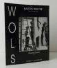 WOLS. Photographies. Catalogue de la vente de 123 photographies (1930-1939) provenant de la collection de Gréty Wols. . [WOLS]