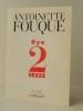 IL Y A 2 SEXES. Essais de féminologie - 1989-1995. . FOUQUE  (Antoinette).
