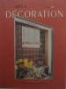 ART ET DECORATION.  N° 25. (1951).. ART ET DECORATION.