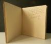 PASTORALES. Neuf compositions et un frontispice dessinés et gravés sur bois.. DUBRAY (Jean-Paul)  JEAN-DUBRAY.