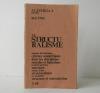 LE STRUCTURALISME. Revue ALETHEIA  n°4 - extrait - Mai 1966.. [STRUCTURALISME]  LEVI-STRAUSS, BARTHES, THION, GODELIER.