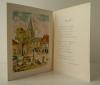 « NAIF » Invitation au vernissage de l'exposition Jean Fous le 28 juin 1960 à la galerie J.C. de Chaudun. . FOMBEURE (Maurice)