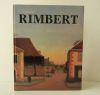 RIMBERT. Album de l'exposition rétrospective René Rimbert à la galerie Dina Vierny de novembre 83 à janvier 1984. . [RIMBERT (René)]
