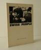 SWISS PEOPLE.. [PHOTOGRAPHIE] VON GRAFFENRIED  (Michaël).