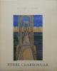 PIERRE CHARBONNIER. Catalogue de l'exposition Pierre Charbonnier à la galerie J.-C. de Chaudin en 1958.  [CHAR, PREVERT, PONGE, BRESSON , ZERVOS, ...