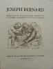 JOSEPH BERNARD. Soixante-huit reproductions. Notice par R. Cantinelli. Catalogue de l'œuvre sculpté.. [BERNARD (Joseph)]  CANTINELLI (R.)