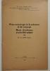 PHENOMOLOGIE DE LA PRESENCE ET DU LANGAGE / MODE D'EXISTENCE PSYCHOTHERAPIQUE.. LORAS (M.O.)