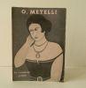 O. METELLI. Le cordonnier peintre.. [ART NAIF]   METELLI (O.)