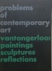 VANTONGERLOO PAINTINGS SCULPTURES REFLECTIONS [PROBLEMS OF CONTEMPORARY ART: N° 5].. VANTONGERLOO (G.)