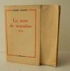 LA NOTE DE SEMAINE – 1936 –. TARDIEU (André)