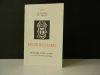 BESTIAIRE POUR L'ETNA sur un texte de Patrick Brydone. Le Cheval de Troie. Numéro hors commerce 1993. . RICHARD (Félix). Revue LE CHEVAL DE TROIE
