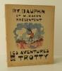 LES AVENTURES DE TROTTY.. [BANDE DESSINEE]  DAUPHIN (RY.) et BACON (M.)