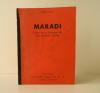 MARADI. L'ancien état et l'ancienne ville (Site, population, histoire).. [NIGER]  DAVID (Philippe)