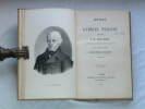 Lettres de Gabriel Peignot a son ami N.-D. Baulmont.. PEIGNOT, EMILE.