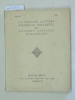Catalogue 459/1925: Autograph Letters, Historical Documents an Author's Original Manuscripts.. MAGGS BROS - LONDON.