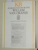 Boeken van en rond Willem van Oranje.. KONINKLIJKE BIBLIOTHEEK - 'S GRAVENHAGE.