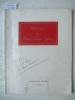Vente 12-13 Decembre 1957: Bibliotheque Du Docteur Lucien-Graux. Cinquième Partie.livres De La Période Romantique et Du 2nd Empire, Editions ...