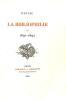 La Bibliophilie en 1891-92, 1893 & 1894.. D'EYLAC (A. DE CLAYE).
