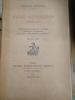 PAGES LITTERAIRES CHOISIES Contes philosophiques - Poèmes - Critique littéraire - Voyages - Philosophie générale - 4e édition. Charles Maurras