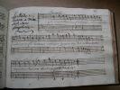 Cantates françoises ou Musique de chambre à voix seule et à deux voix, avec symphonie et sans symphonie tirées de plusieurs auteurs fameux, comme ...