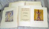 Le Marie Magique.. [BOURDELLE (Antoine)] MARDRUS (J.C.) :