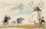 Don Quichotte. . [LEMARIE (Henry)] CERVANTES (Miguel de) :
