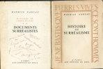 Histoire du Surréalisme - Histoire du Surréalisme II, Documents Surréalistes.. NADEAU (Maurice) :