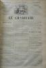 Le Charivari Année complète 1880. Pierre Véron directeur [Stop / Henriot / Draner / Affred Grévin / Alfred Le Petit] .